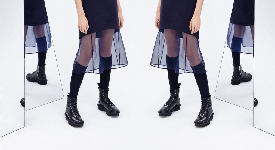 Neil Barrett AW15 Womenswear