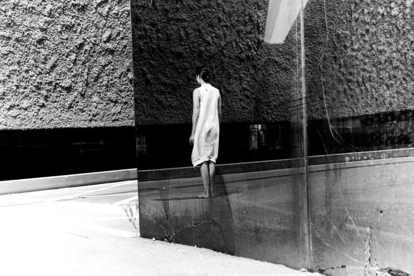 Boris Bidjan Saberi's first women's wear campaign